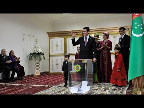 """Le Turkménistan, """"une petite Corée du Nord"""""""