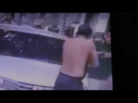 REACTION VIDEO SA SHOOTING INCIDENT SA CEBU CITY 01212019
