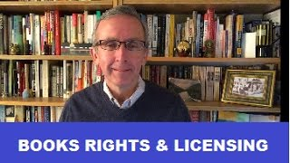 Books Rights and Licensing