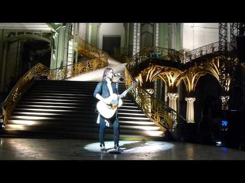 30 Seconds to Mars - Full Acoustic set @ Le Grand Palais - Paris le 09 07 13