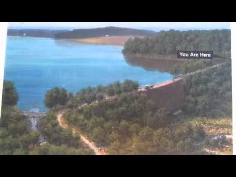 Johnstown Flood  Pa South Fork Dam Then/Now