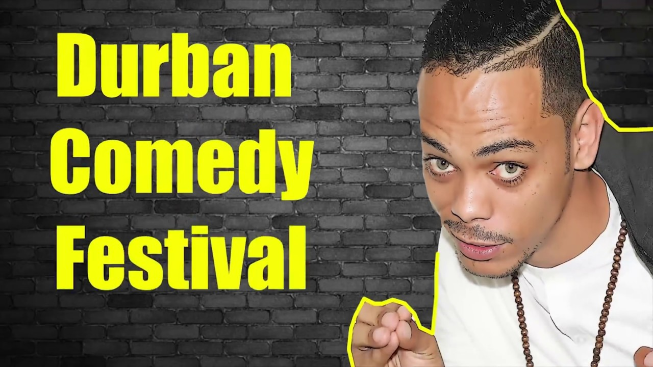 South African Comedian- Daryl Williams