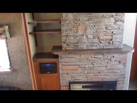2013 Cherokee 39Q Destination Camper, 44 ft, 3 Slides, 2 Bathrooms, 2 Bedrooms, $26,900
