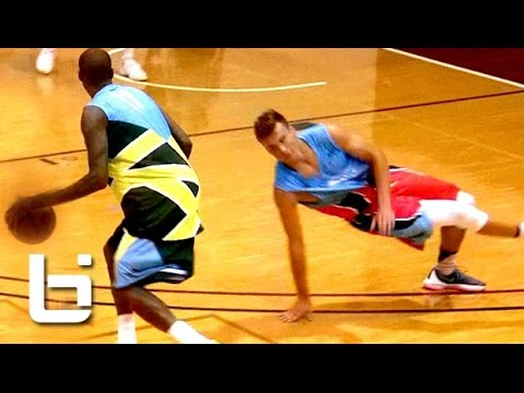 Jamal Crawford BREAKING ANKLES All Summer Long! CRAZY HANDLES!! Mixtape Vol. 3