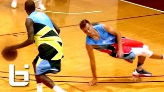 Jamal Crawford BREAKING ANKLES All Summer Long! CRAZY HANDLES!! Mixtape Vol. 3 thumbnail