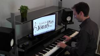 Mary Poppins Piano Medley - by Disney Pianist Jonny May