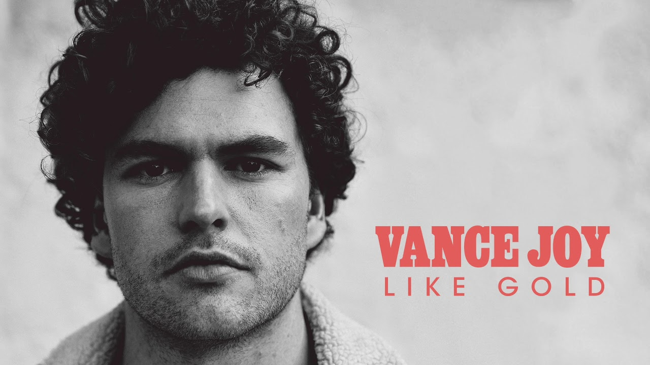 Vance Joy - Like Gold Single Cover Art