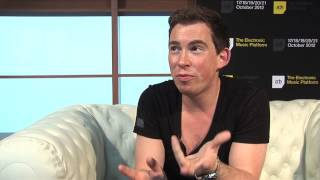 DJ Hardwell interview - Robbert van de Corput