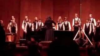 NJHSA Chorale - Exultate Justi in Domino