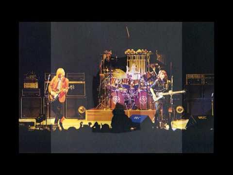 Rush Concert Announcement 1982 Hampton Coliseum