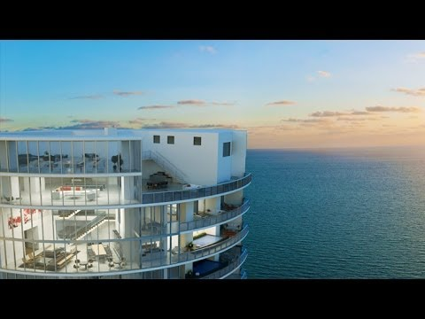 Porsche Design Tower Ultra Luxury Condos For Sale In Miami