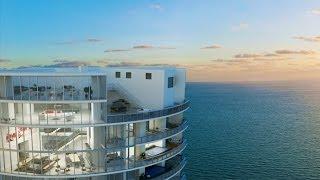PORSCHE DESIGN TOWER ULTRA LUXURY CONDOS FOR SALE IN MIAMI