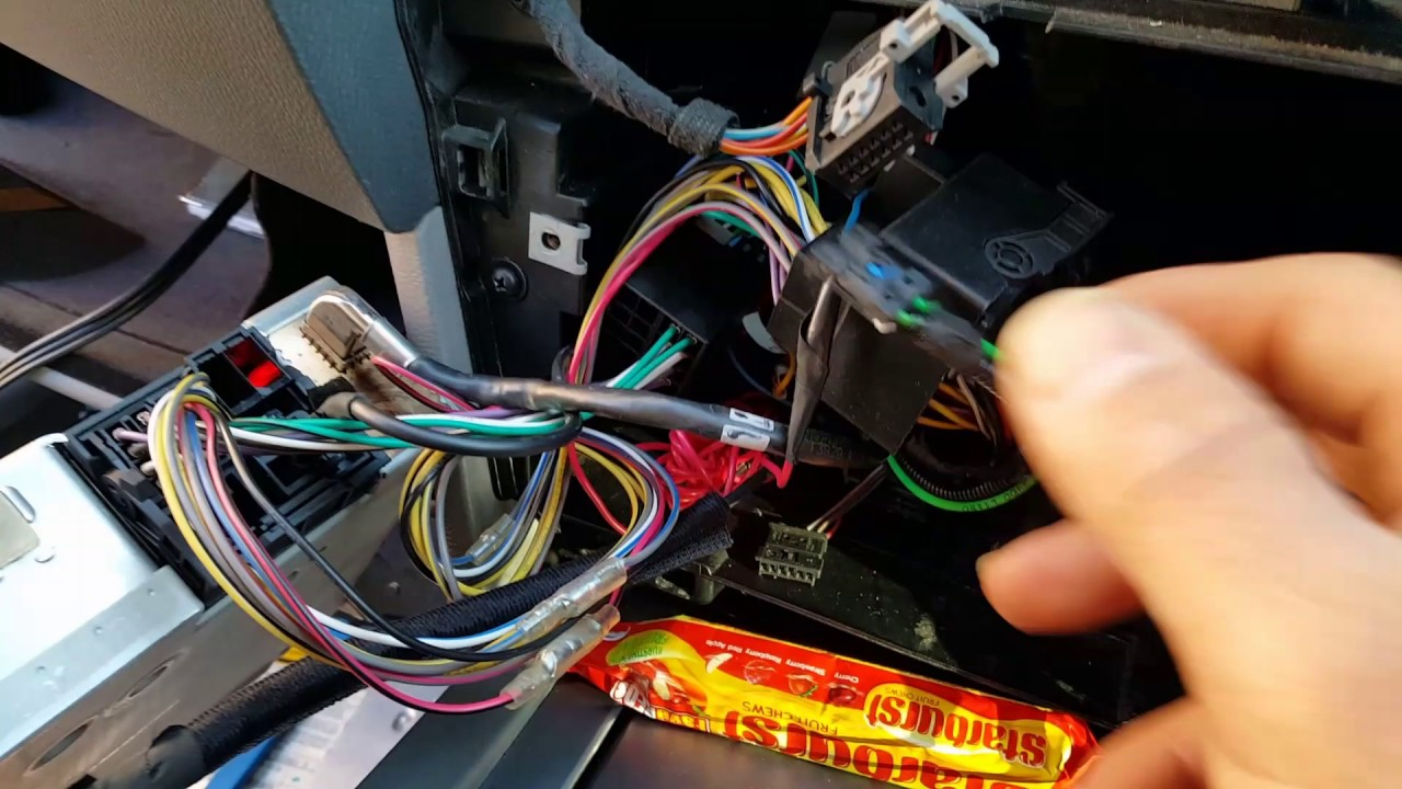 can bus wiring diagram 1989 honda accord stereo bmw e60 optic fibre network problem. fault finding and repair. - youtube