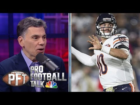 did-chicago-bears-bench-mitch-trubisky-late-in-snf-loss?-|-pro-football-talk-|-nbc-sports