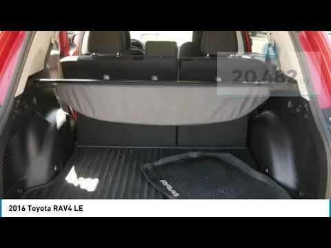 2016 Toyota RAV4 LE Maplewood, St Paul, Minneapolis, Brooklyn Park, MN P18045