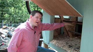 Designing A Backyard Chicken Coop