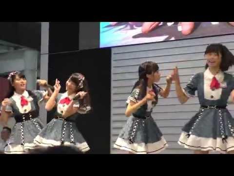 2015 08/22 AKB48 「挨拶から始めよう」チーム8のキセキ 凱旋ミニライブ (本田仁美カメラ) 第2部 MEGA WEB メガウェブ