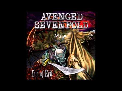 Avenged Sevenfold - M.I.A. [Instrumental]