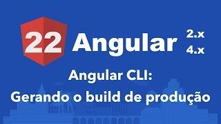 curso angular 2 22 angular cli gerando build de produo