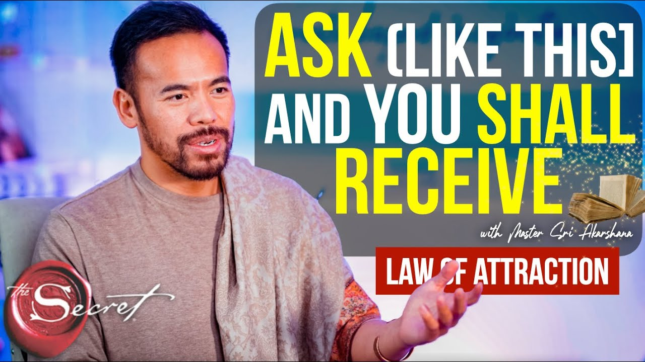 Change Your VIBRATIONAL INTENSITY and The Universe WILL Deliver FAST [Law of Attraction]