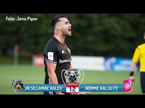 25. voor 2017: JK Sillamäe Kalev - Nõmme Kalju FC 1:2 (1:0)