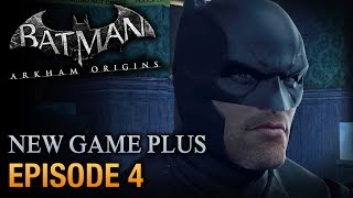 Batman: Arkham Origins - Walkthrough - Episode 4: Lacey Towers [PC 1080p]