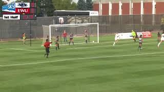 Highlights   Eastern Women's Soccer vs. Nevada (Sept. 15).