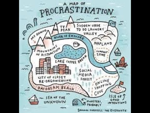 """""""Dépasser la procrastination"""" en direct avec Sophie Riehl"""