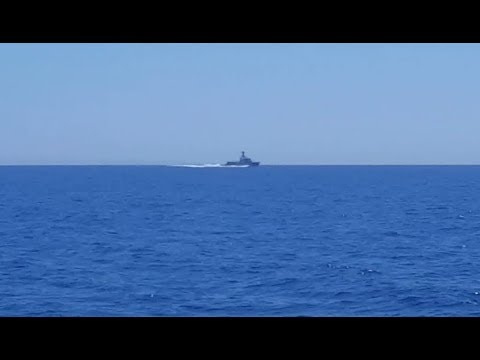 Intercepted by a Turkish Warship! - SailVentus Ep5