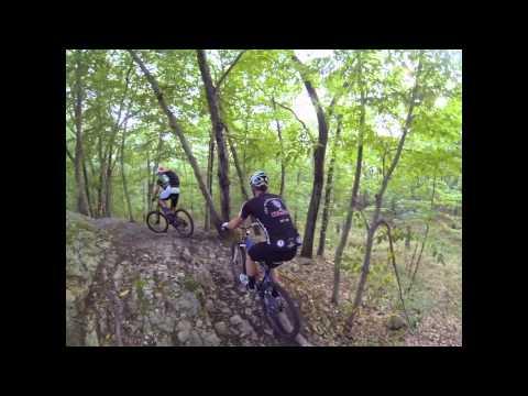 MTB - Town Forest @ Needham - MA - Rider: Pedro Silva
