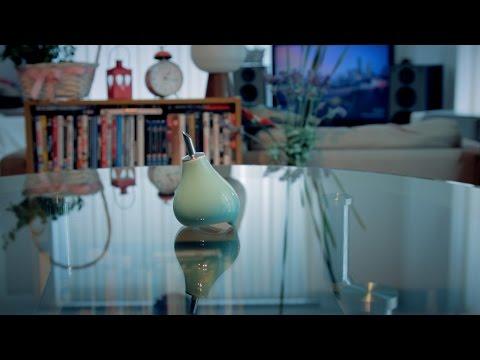 Rocking Bottles By Ceramic Designer Beth Johnson (Full HD 1080p)