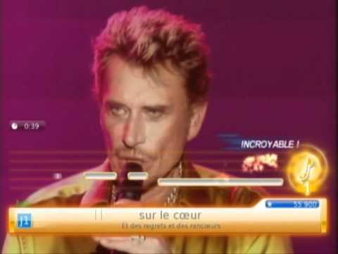 karaoke johnny de l amour