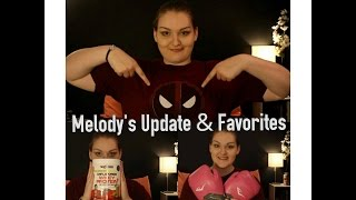 Melody's Update and Favorites | MarvelLuxe