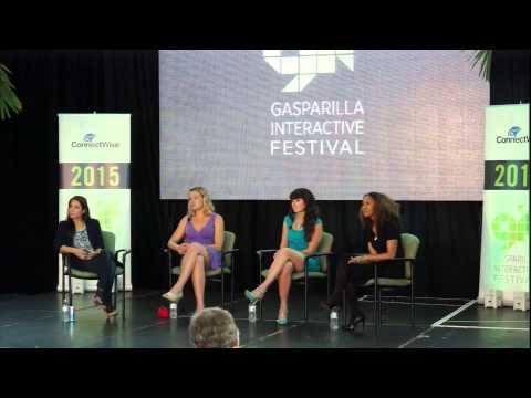 Women and Millennials as Entrepreneurs and Innovators - 2015 Gasparilla Interactive