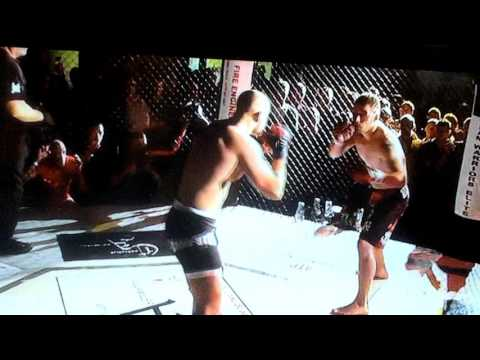 Ant Davies vs chris noon, ww, mma title controlled aggression