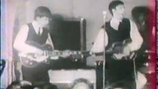 The Beatles At The Cavern    Cry For A Shadow
