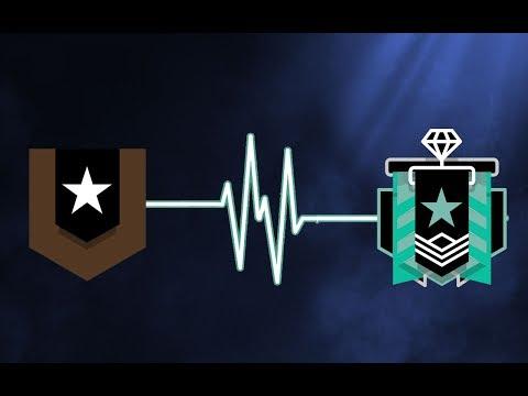 Operation Health Ranked - Dirt 2 Diamond   Ranked Multiplayer   Rainbow Six Siege: Operation Health