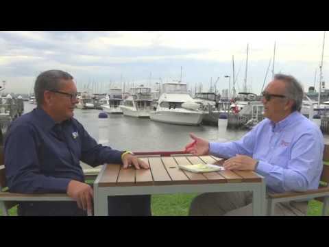 RACV's Neil James explains new marine battery service on Shipmate TV