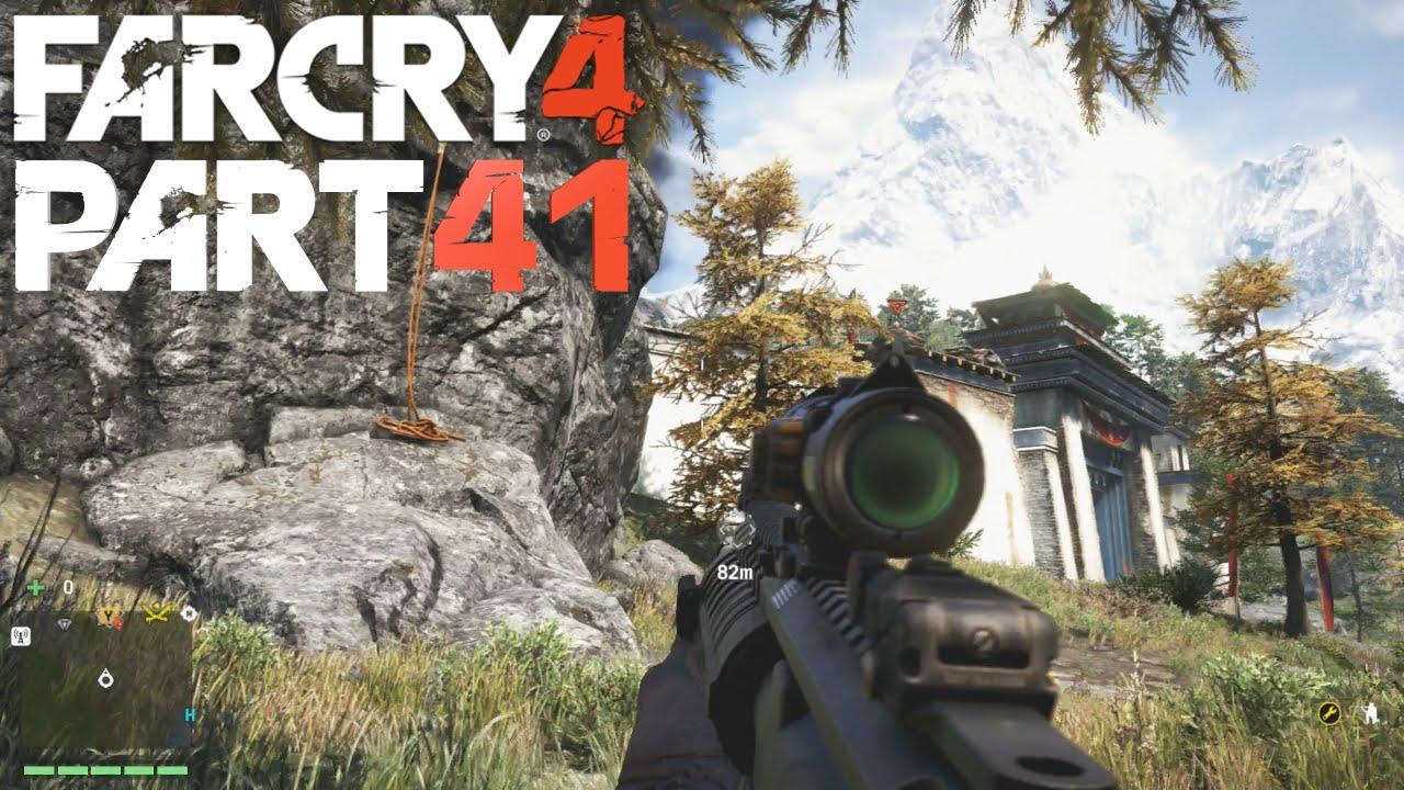 Yuma S Fortress Far Cry 4 Gameplay Walkthrough Part 41 Xbox