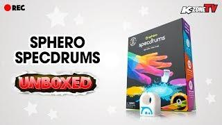Unboxing Sphäro Specdrums | Musik Erstellen, Indem Sie Auf Tippen Farben! | K-Zone TV