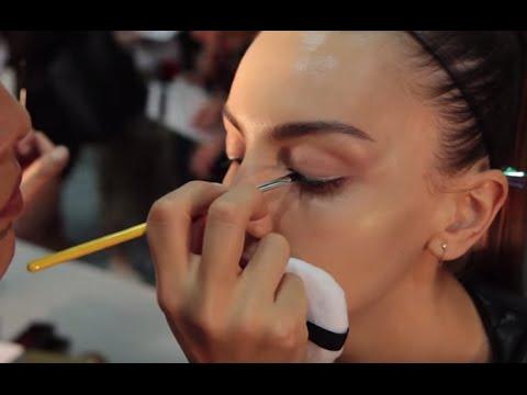 Backstage Makeup Artist