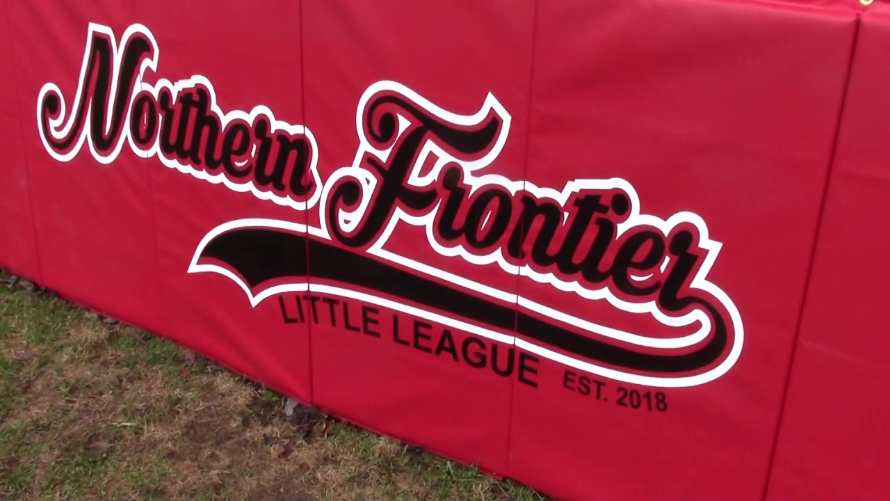 Northern Frontier Little League Opener  5-4-19
