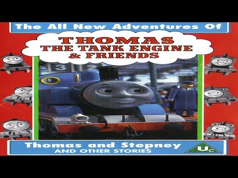 Thomas The Tank Engine & Friends:Thomas and Stepney and Other Stories thumbnail