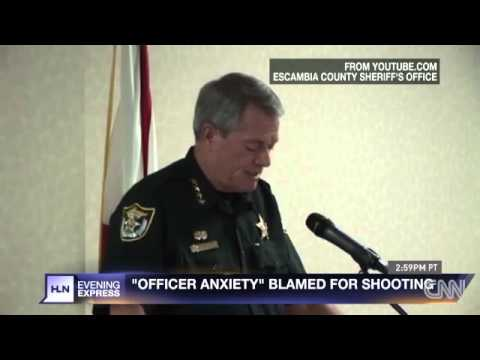 Florida deputies shoot man they mistook for car thief.