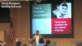 Gambar cover David Rodgers on Personal Accountability at Work