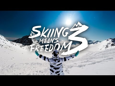 GoPro: SKIING means FREEDOM 3 / 2018 / Italy