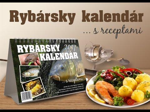 rybarsky kalendar 2014 Rybársky kalendar 2017 + vreckový kalendár + pexeso, obj.č.: 829  rybarsky kalendar 2014