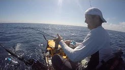 Extreme Kayak Fishing Boca Raton florida 2-8-17