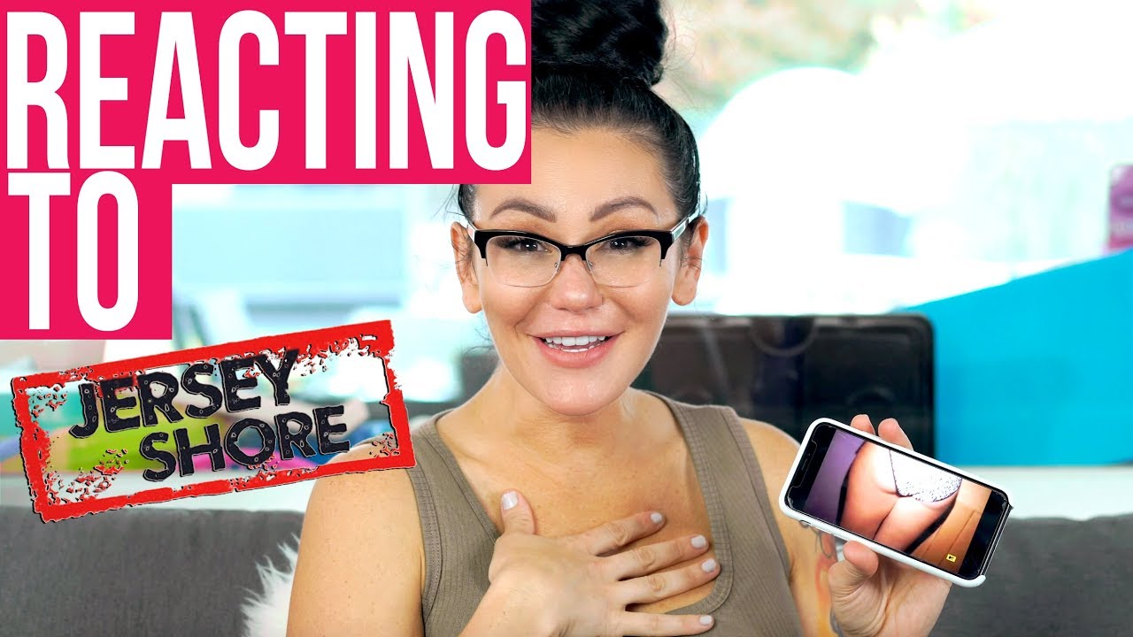 Download JWOWW REACTS TO THE FIRST EPISODE OF JERSEY SHORE