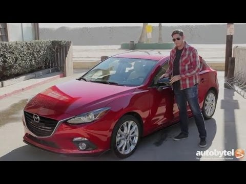 2016 Mazda3 Hatchback Test Drive Video Review 2 5l Skyactiv Grand Touring